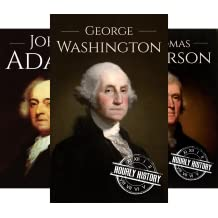 President Biographies (3 Book Series)