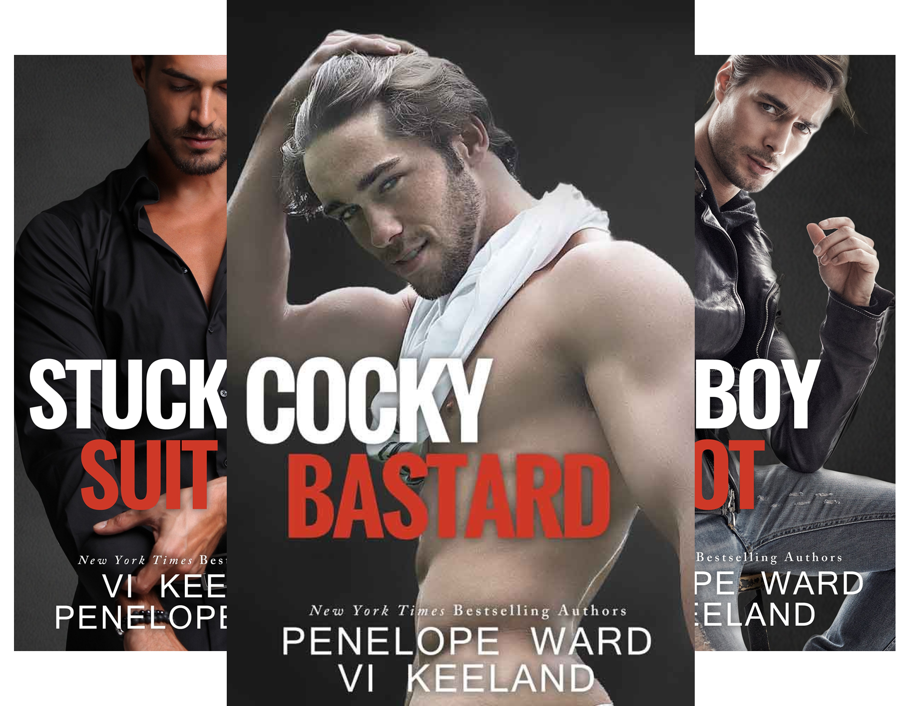 A Series of Standalone Novels (5 Book Series)