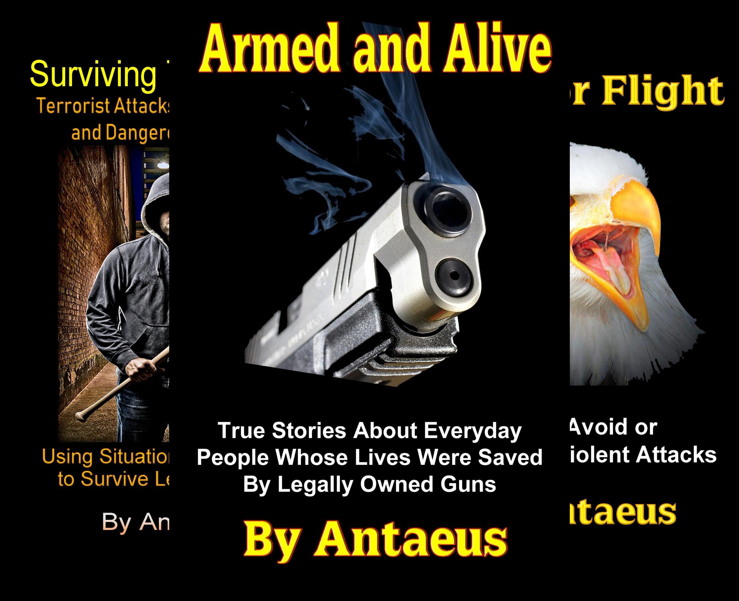 The Prepared Citizen Series (3 Book Series)