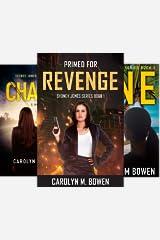 Sydney Jones Novel Series (3 Book Series) Kindle Edition