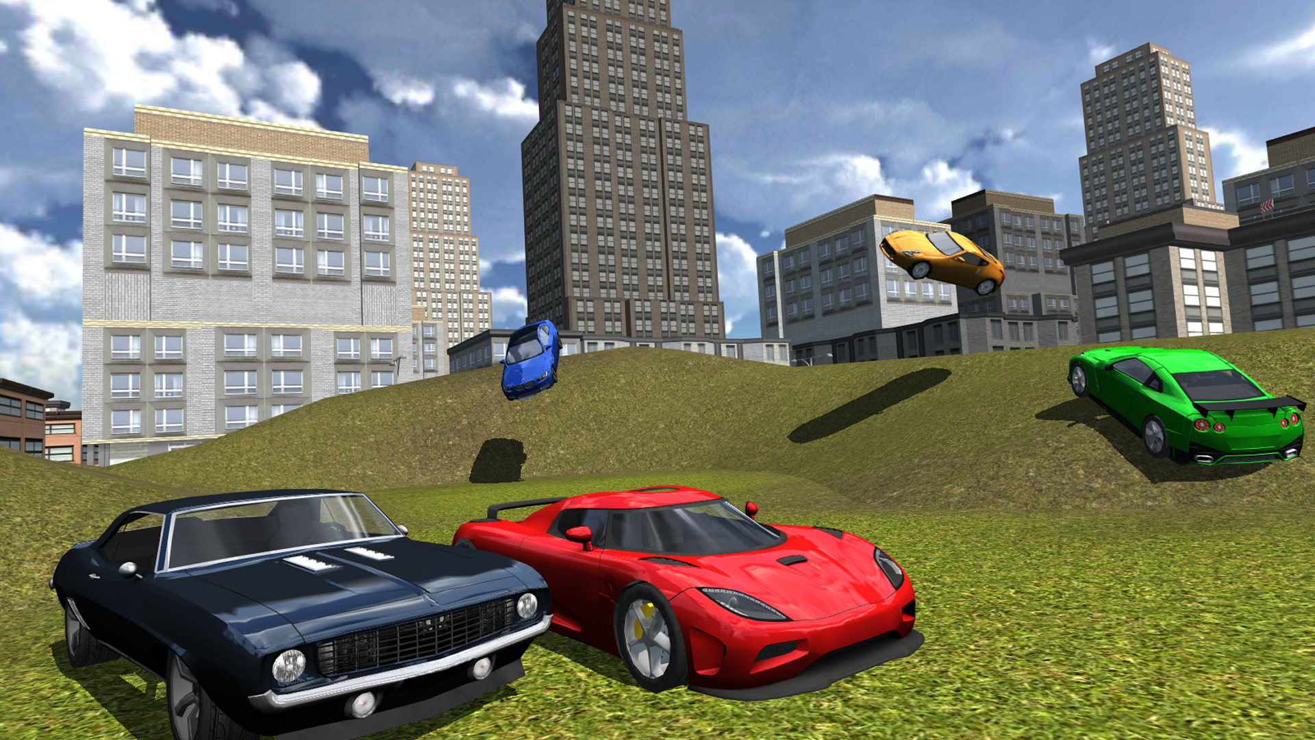 Amazon Com Multiplayer Driving Simulator Appstore For Android