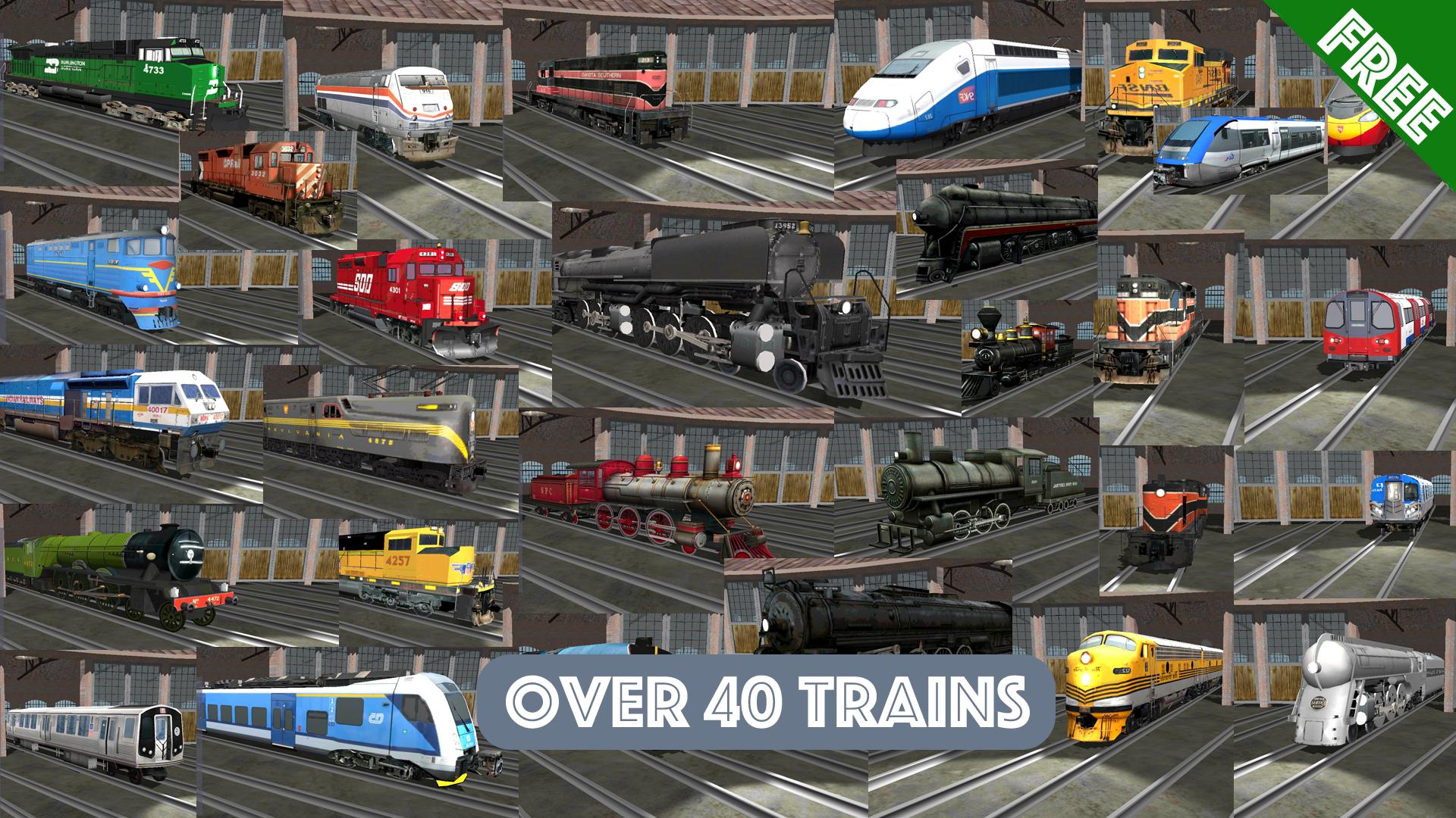 Train Sim: Amazon.es: Appstore para Android