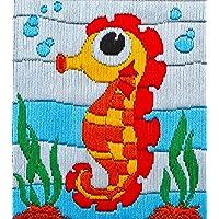 Anchor Stitch Kit - Sea Horse