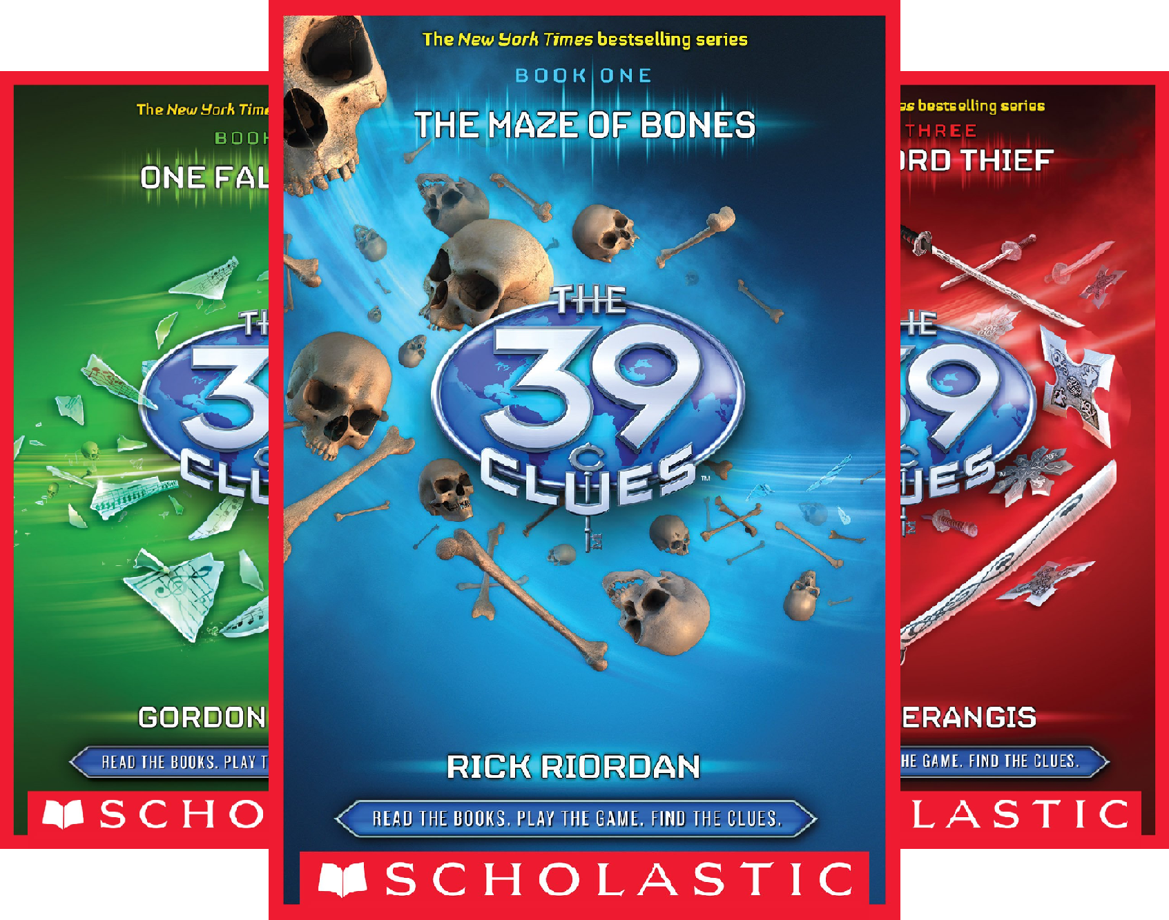 39 clues book five - 9