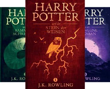 Die Harry-Potter-Buchreihe