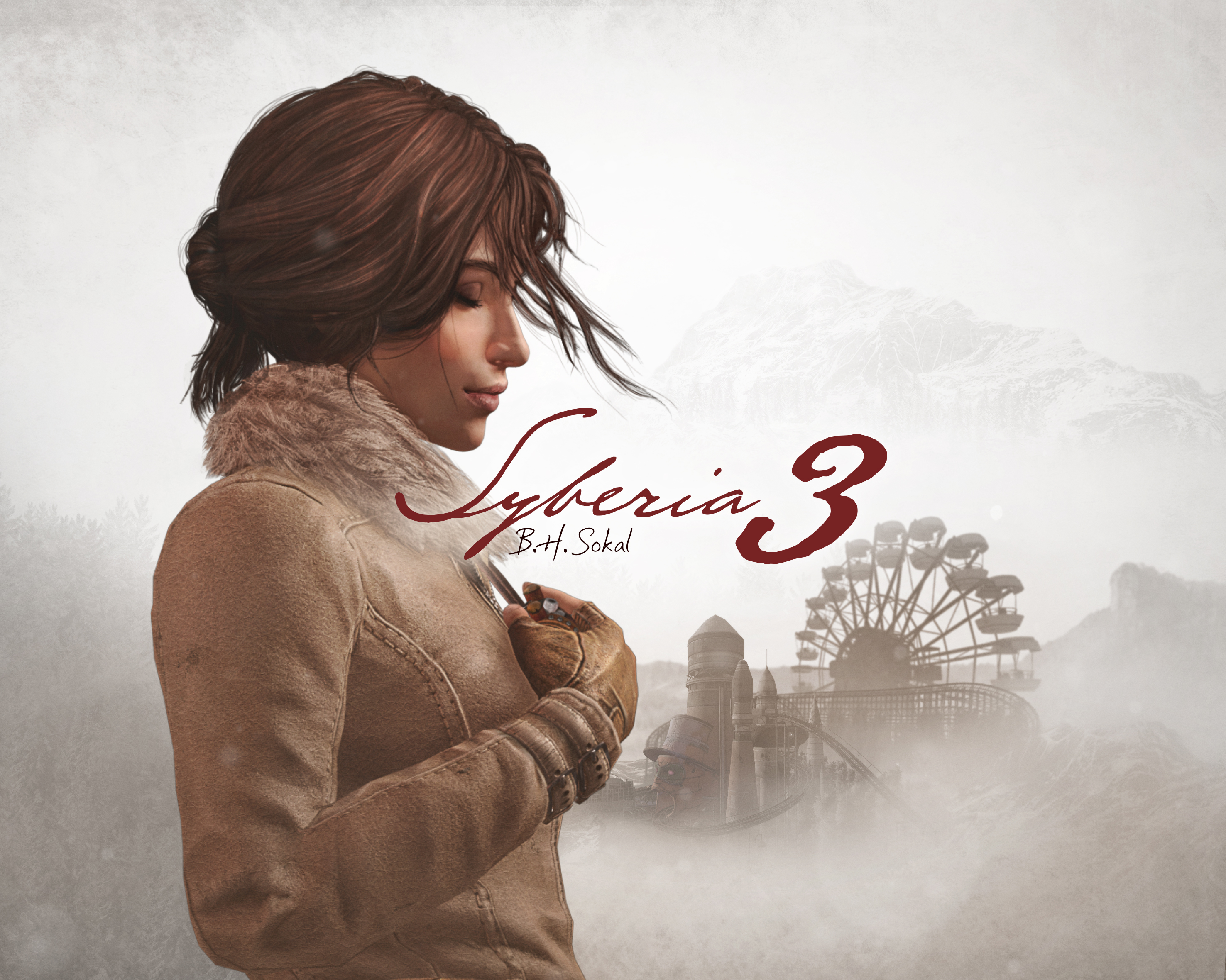 Syberia 3 Deluxe Edition Preorder [Online Game Code]