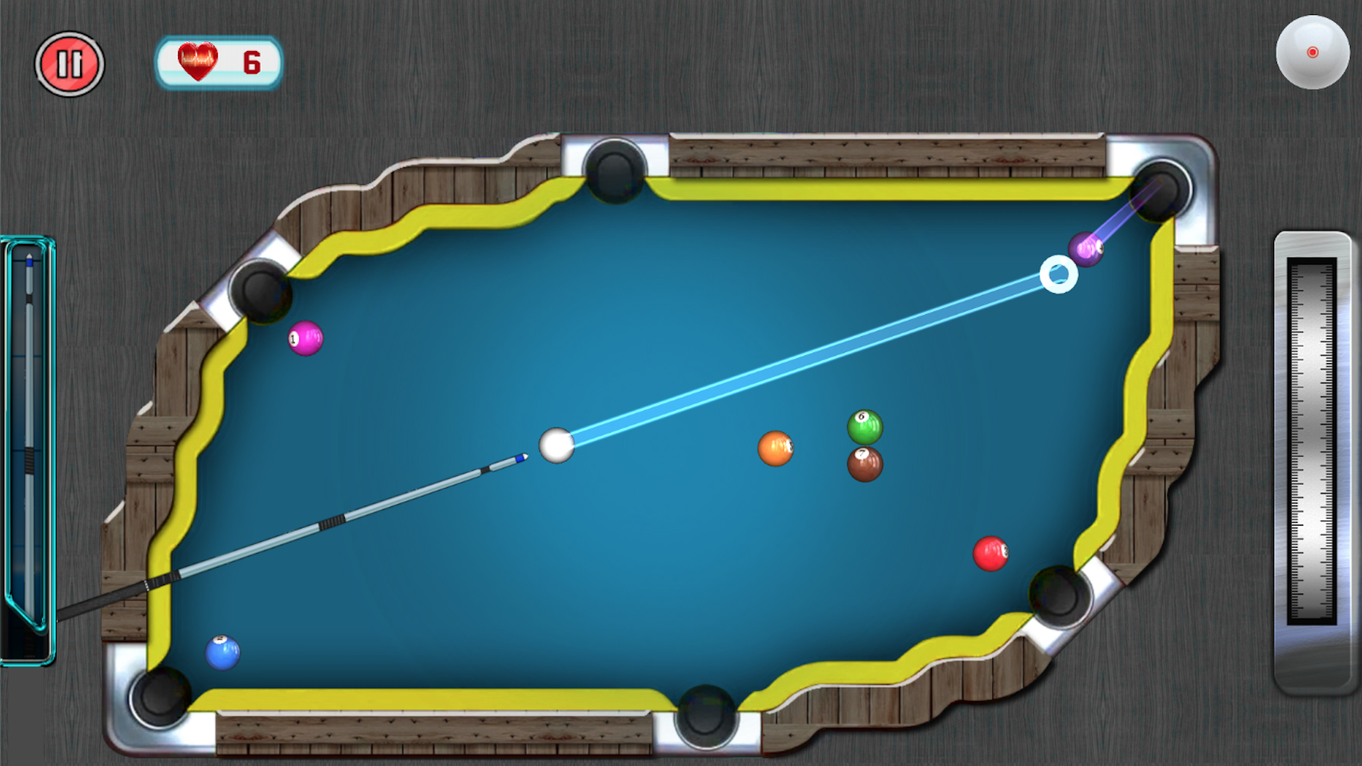 Pool City - 8 Ball Billiards Pro Game Free (Offline): Amazon.es ...