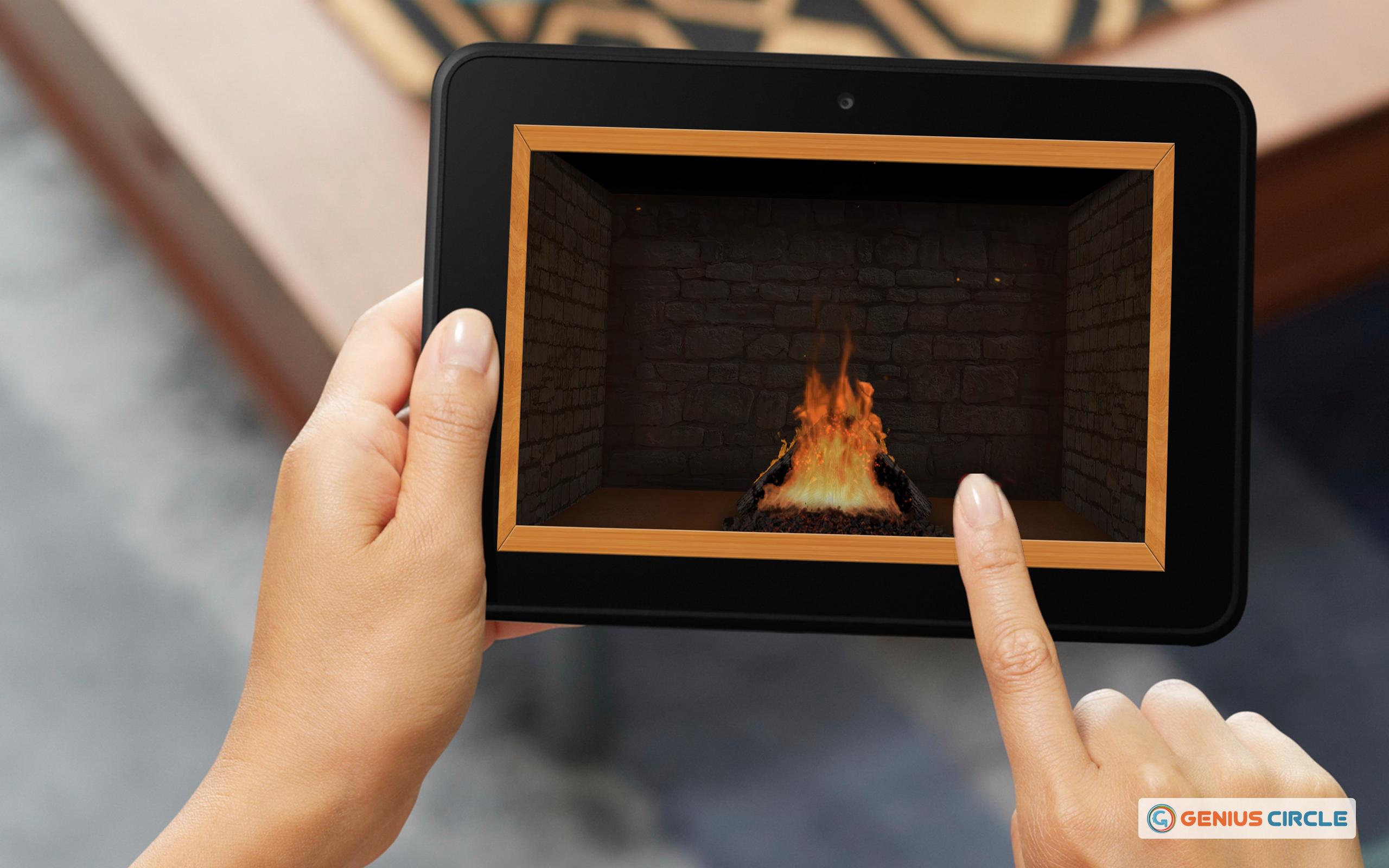 chimenea de leña virtual gratis HD: disfrute de las frías vacaciones de Navidad en invierno en su TV HDR 4K, TV 8K y dispositivos de fuego como fondo de pantalla, decoración para