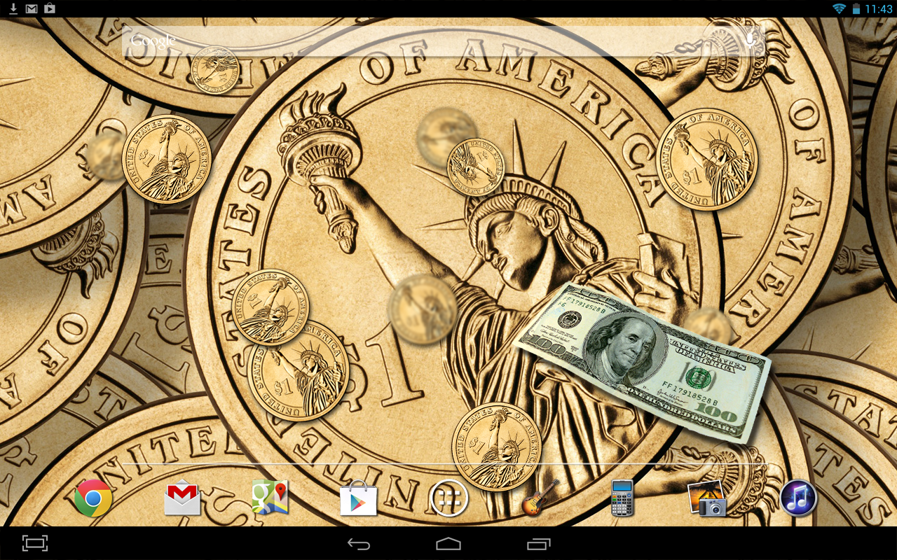 Amazon Money Live Wallpaper Appstore For Android