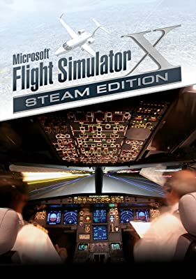 Microsoft Flight Simulator X: Steam Edition [Online Game Code]