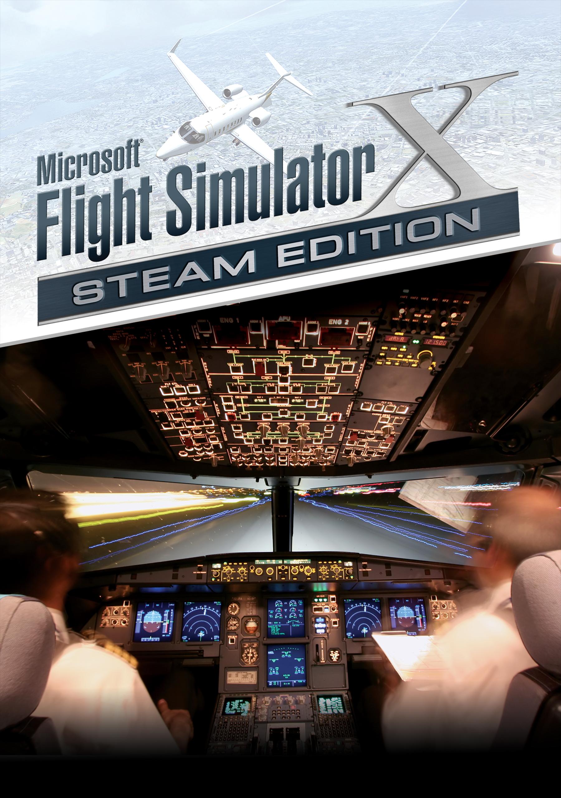 Amazon. Com: microsoft flight simulator x: steam edition [online.