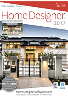 Home Designer Suite 2017 [Mac]