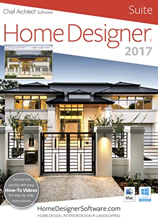 Charmant Home Designer Suite 2017 [Mac]