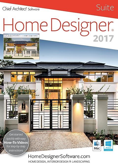 Home Designer Suite 2017 [Mac]