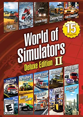 World of Simulators - Deluxe Edition II [Download]