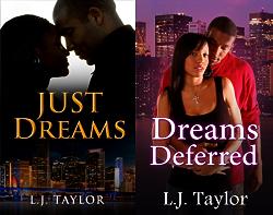 Brooks Sisters Dreams Series (2 Book Series) by  L.J. Taylor
