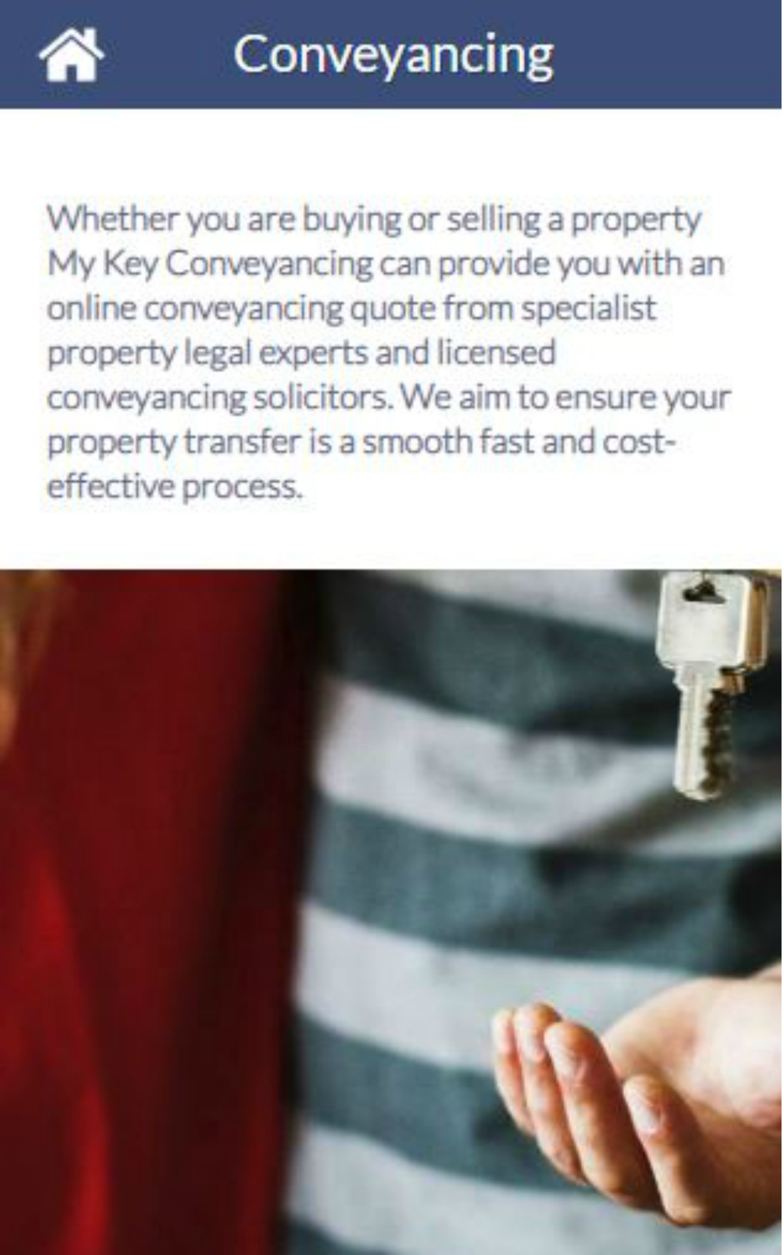 Amazon com: My Key Conveyancing: Appstore for Android