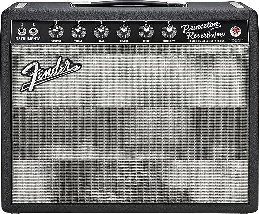 Fender '65 Princeton Reverb Guitar Combo Amp