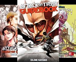 Attack on Titan (Issues) (50 Book Series) by  Hajime Isayama Various Scott Snyder Gail Simone Faith Hicks Tomer Hanuka