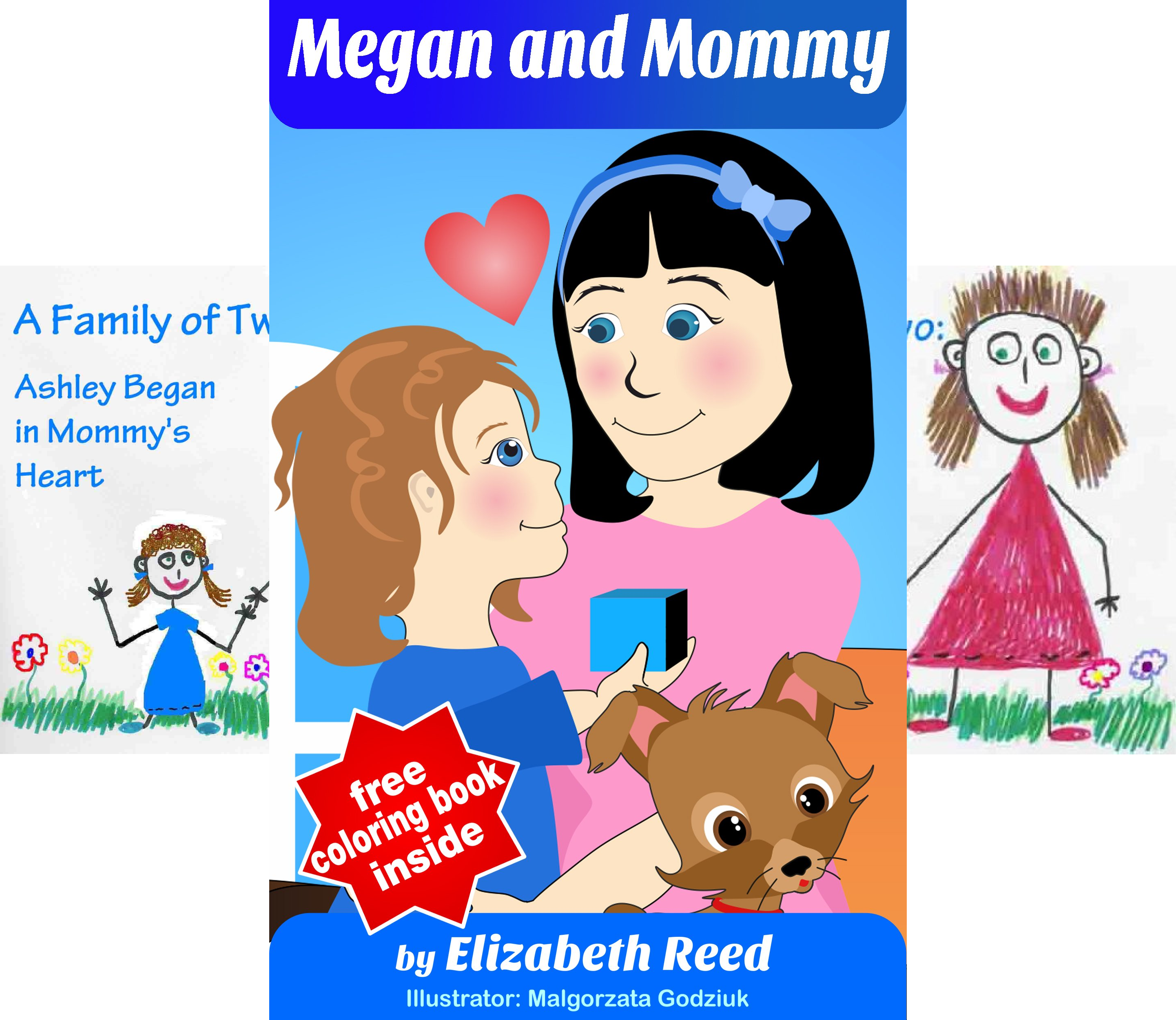 The Happy Family Children's Book Collection (4 Book Series)