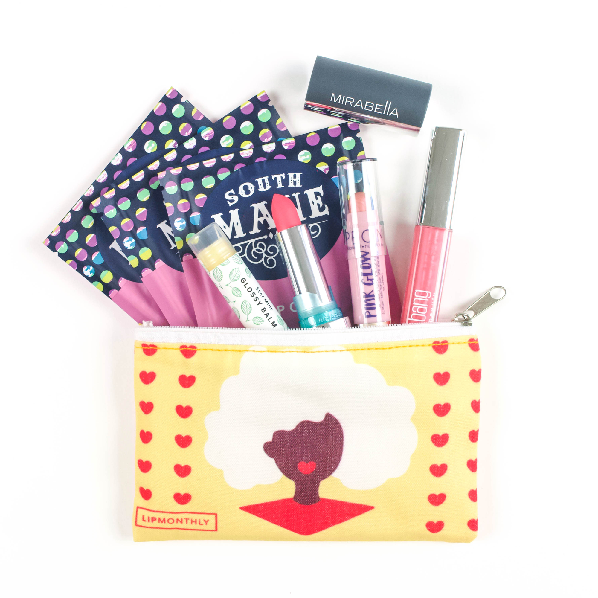 Lip Monthly - Beauty and Makeup Subscription Box