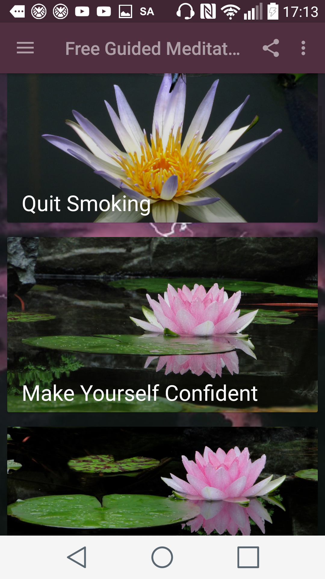 Amazon Guided Meditation Appstore For Android