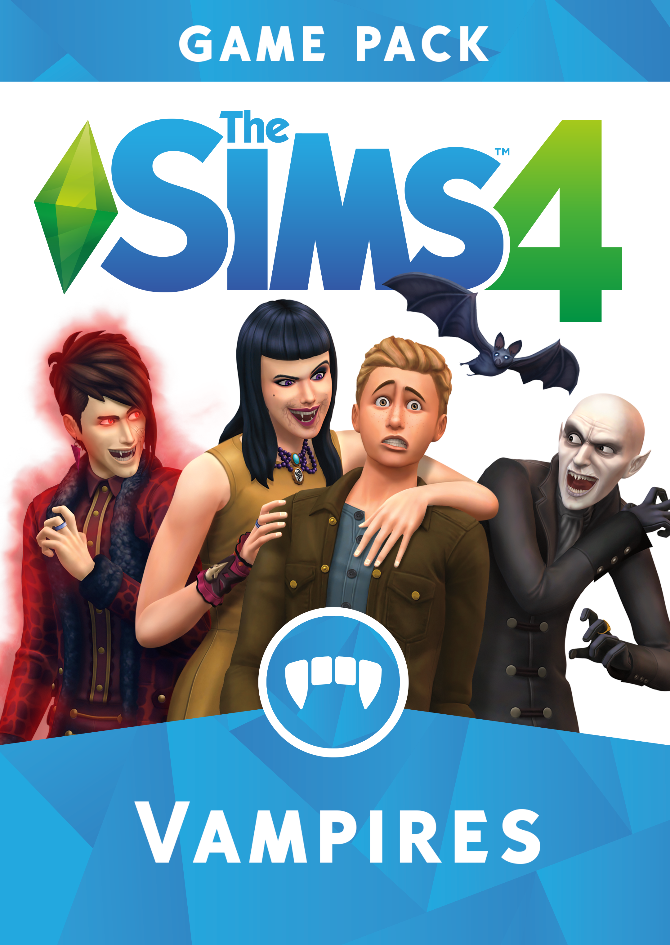 The Sims 4 Vampires [Online Game Code] (Sims Game For Computer)