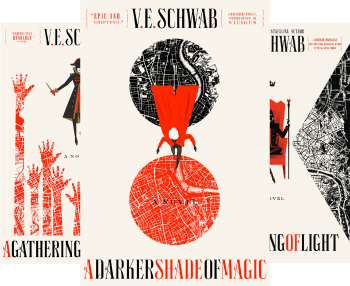 Shades of Magic (3 Book Series) by V. E. Schwab