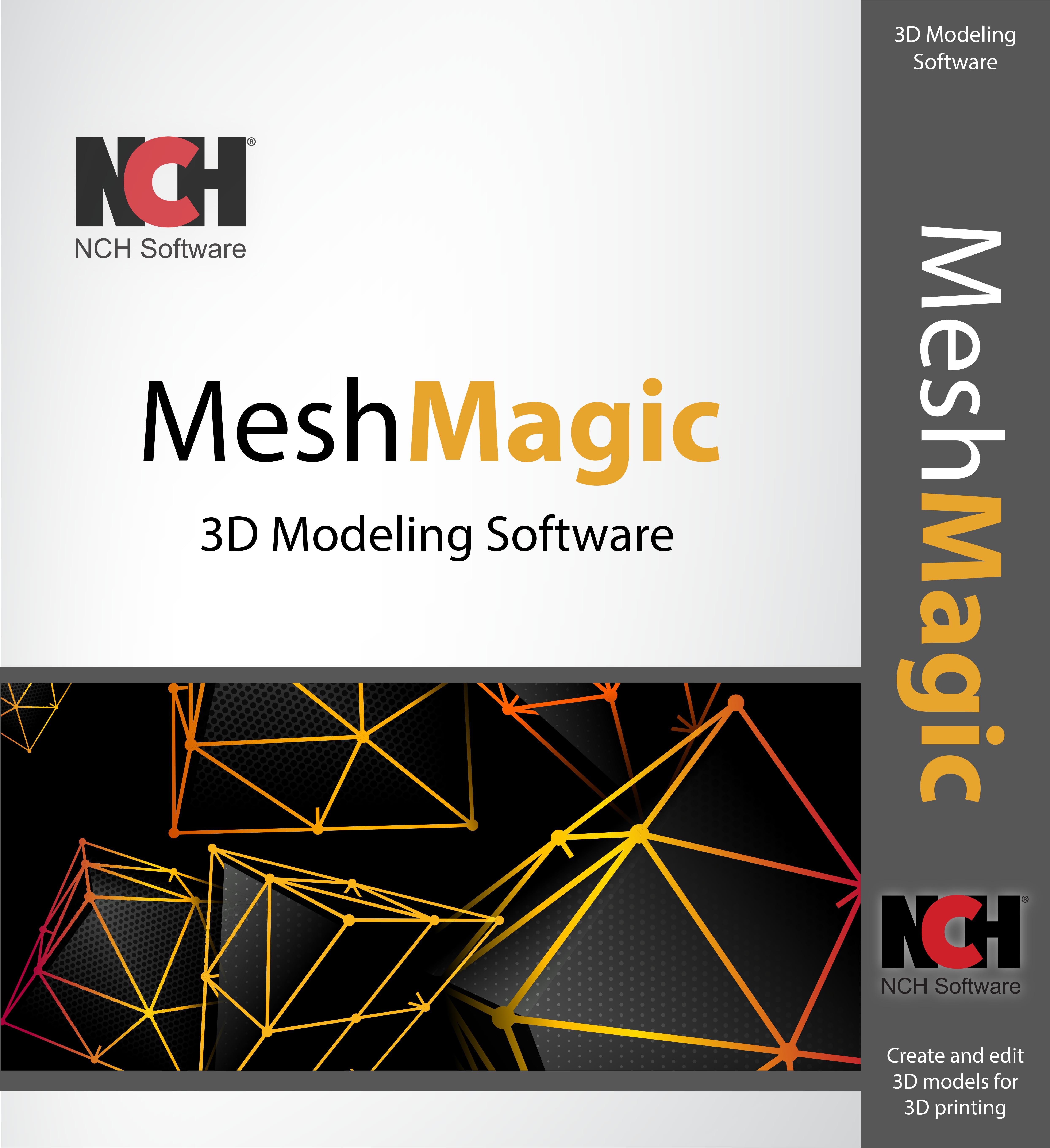 Amazon Com Meshmagic 3d Free 3d Modeling Software Download Software