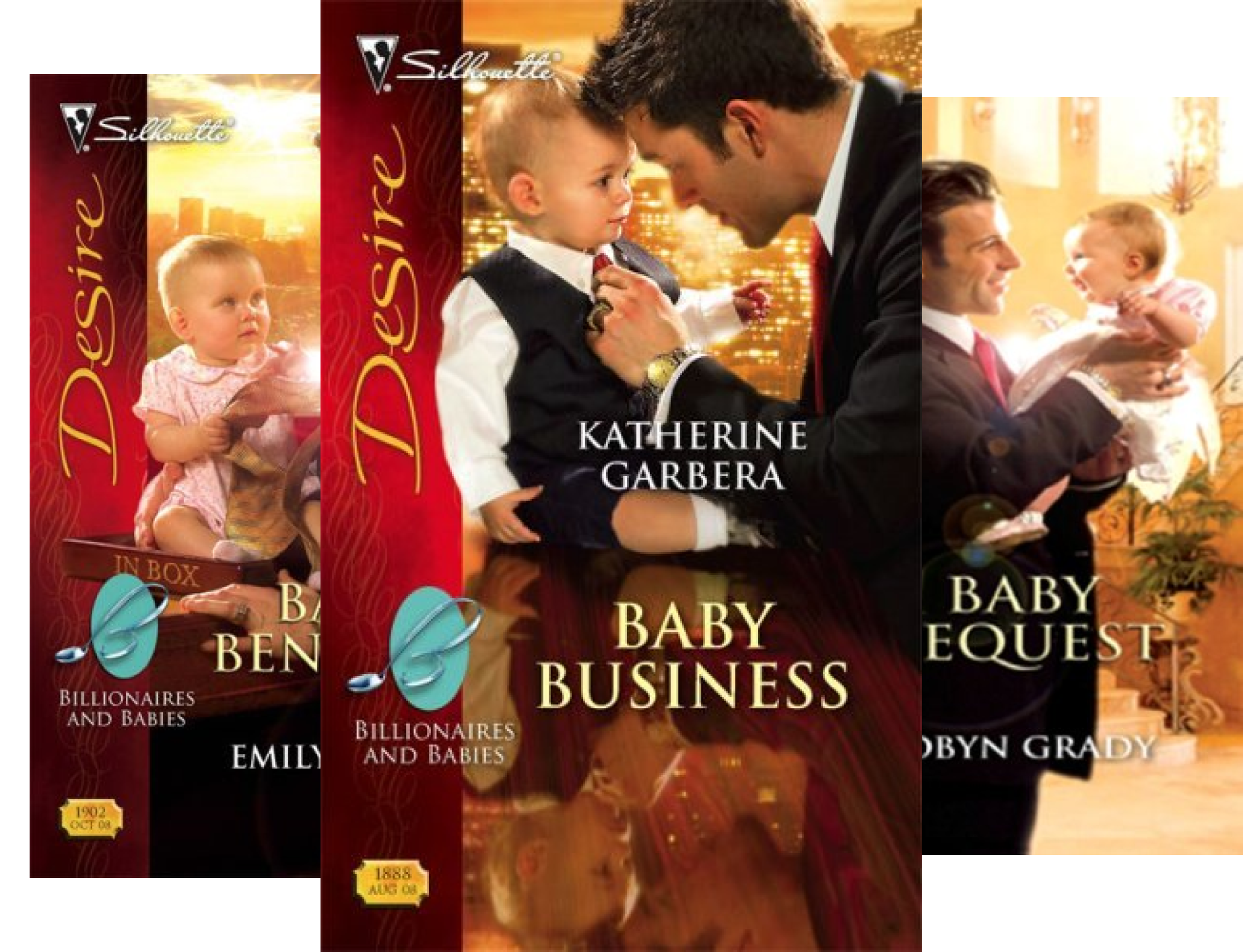 Billionaires And Babies (22 Book Series) Pdf