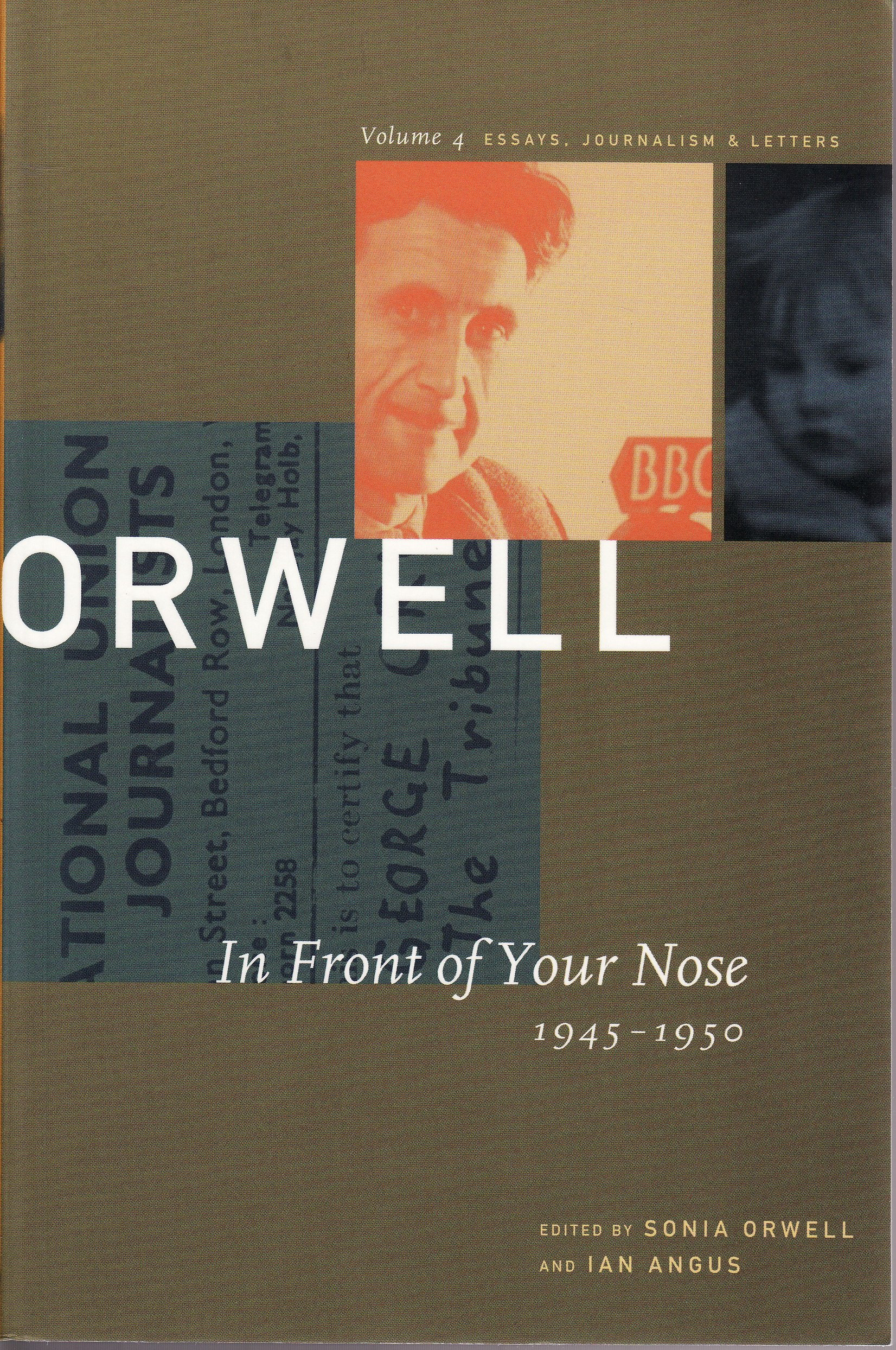 george orwell the collected essays journalism and letters vol george orwell the collected essays journalism and letters vol 1 an age like this 1920 1940 vol 2 my country right or left 1940 1943 vol