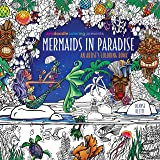 Mermaids in Paradise: An Artist's Coloring Book