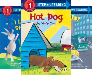 Step into Reading: Level 1