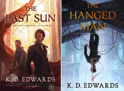 The Hanged Man by K.D. Edwards science fiction and fantasy book and audiobook reviews