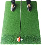 Motivo Golf StrikeDown DT Pro Golf Mat (48in x 36in) with Free Two-Day Delivery
