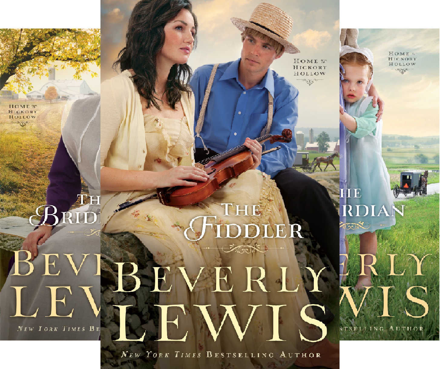 Home to Hickory Hollow (5 Book Series) (Home To Hickory Hollow Series By Beverly Lewis)