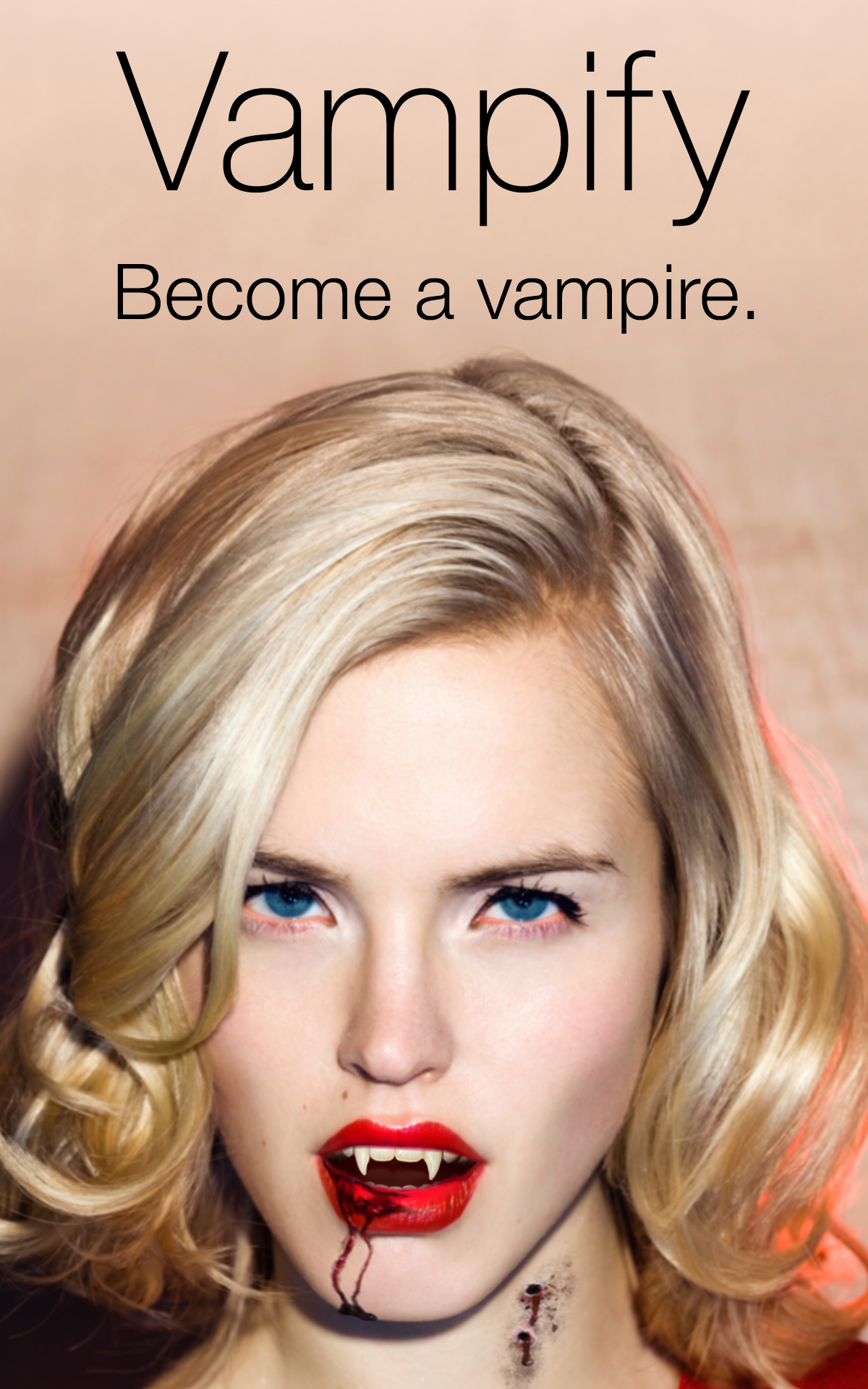Amazon Com Vampify Turn Yourself Into A Vampire Appstore For Android
