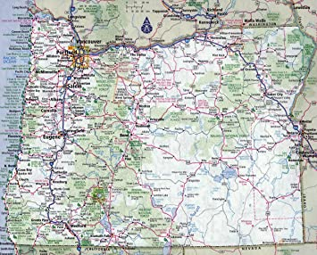 Amazon.com: ConversationPrints OREGON STATE ROAD MAP GLOSSY ... on ole miss city map, oregon state zip code, oregon state road atlas, corvallis oregon map, oregon state tourism, detailed oregon cities map, oregon state travel guide, army city map, coquille oregon map, stanford city map, princeton city map, oregon state parking, oregon state weather, eugene oregon map, oregon state hotels, oregon state information, oregon state economy, portland city map, oregon state airports, oregon highway map,