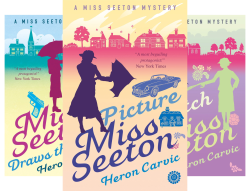 A Miss Seeton Mystery (23 Book Series) by  Heron Carvic Hampton Charles Hamilton Crane