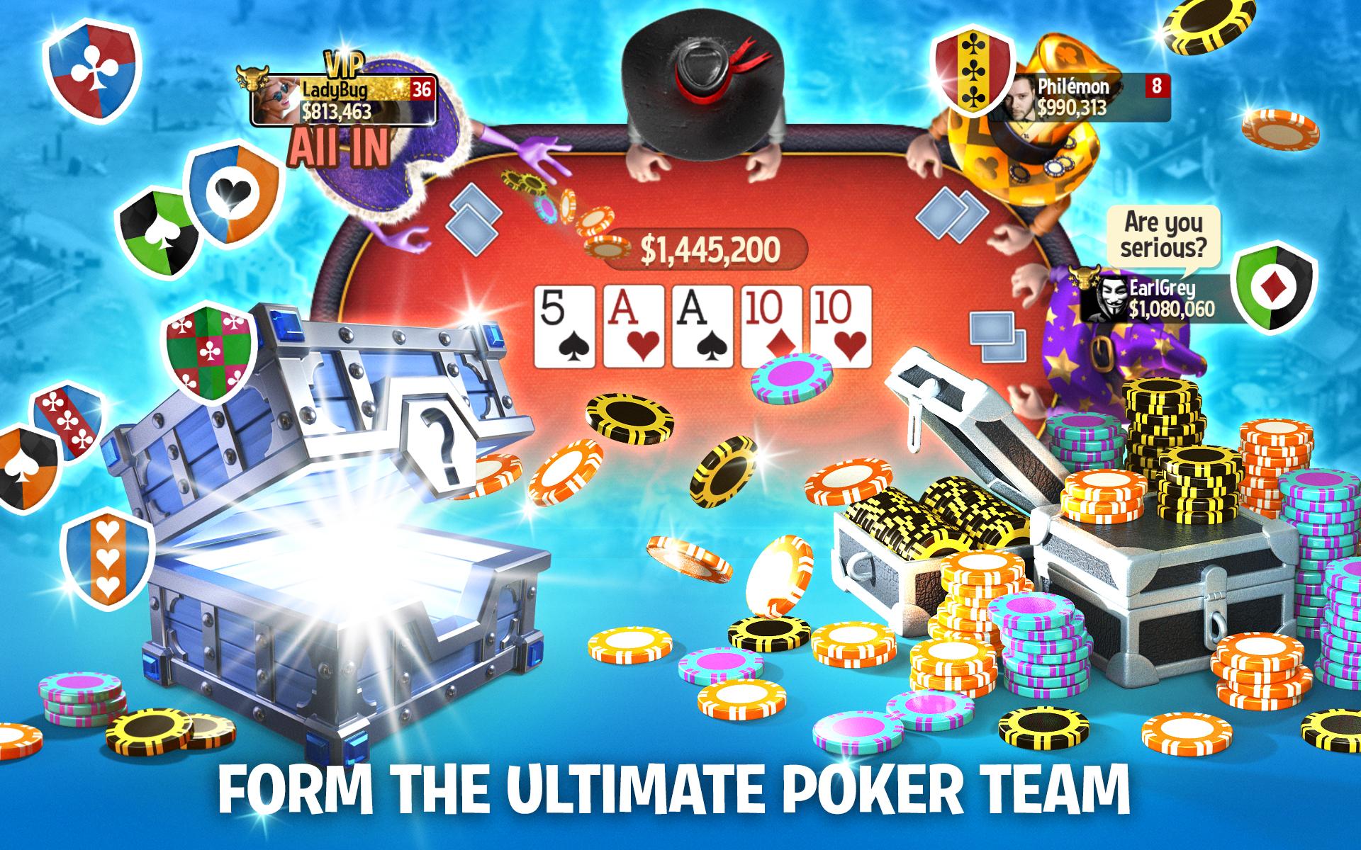 Governor Poker 3