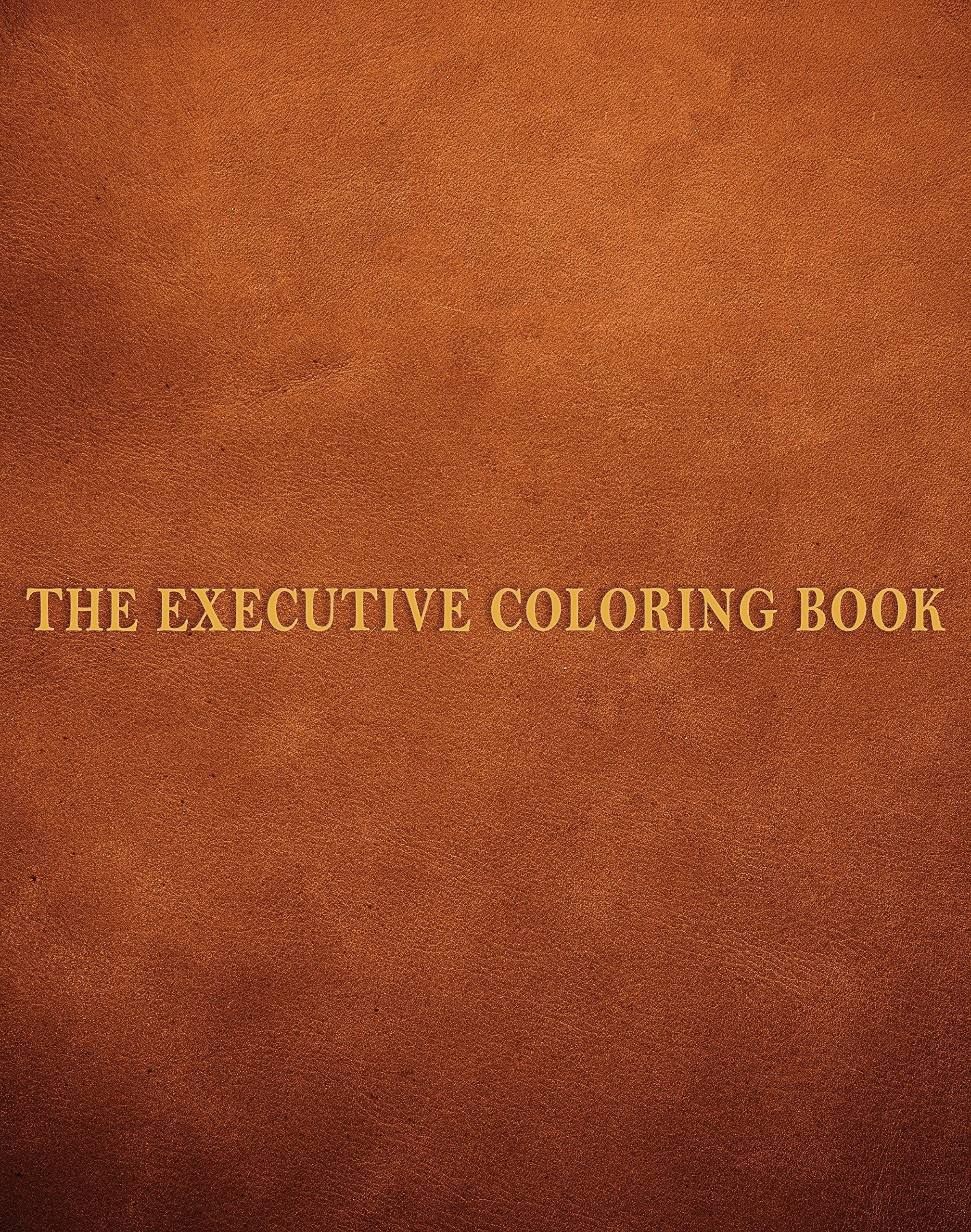 42 Executive Coloring Book Picture HD