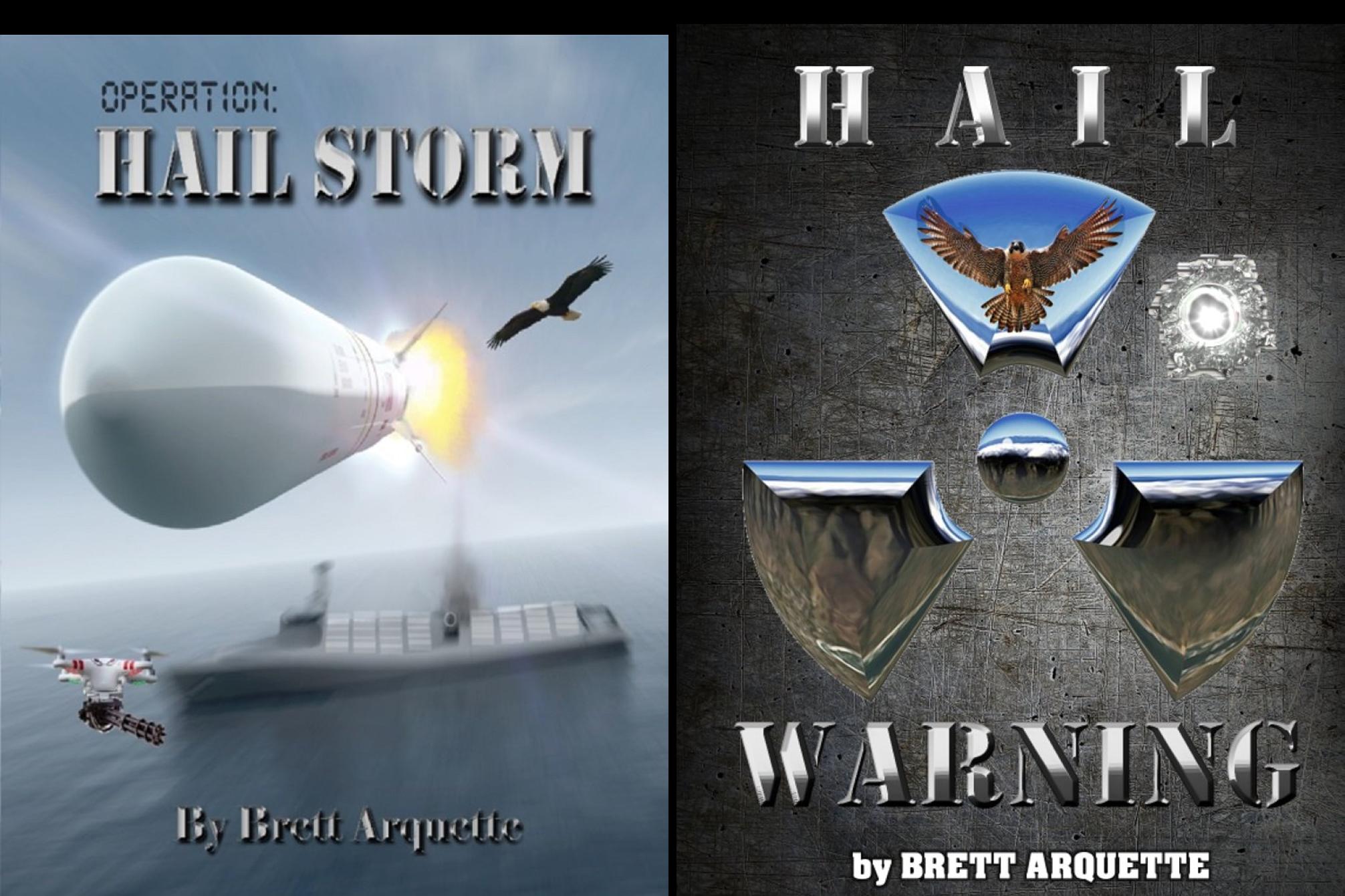 Hail Series (2 Book Series)