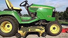 Amazon.com: John Deere equipo original 3 Cuchillas ...
