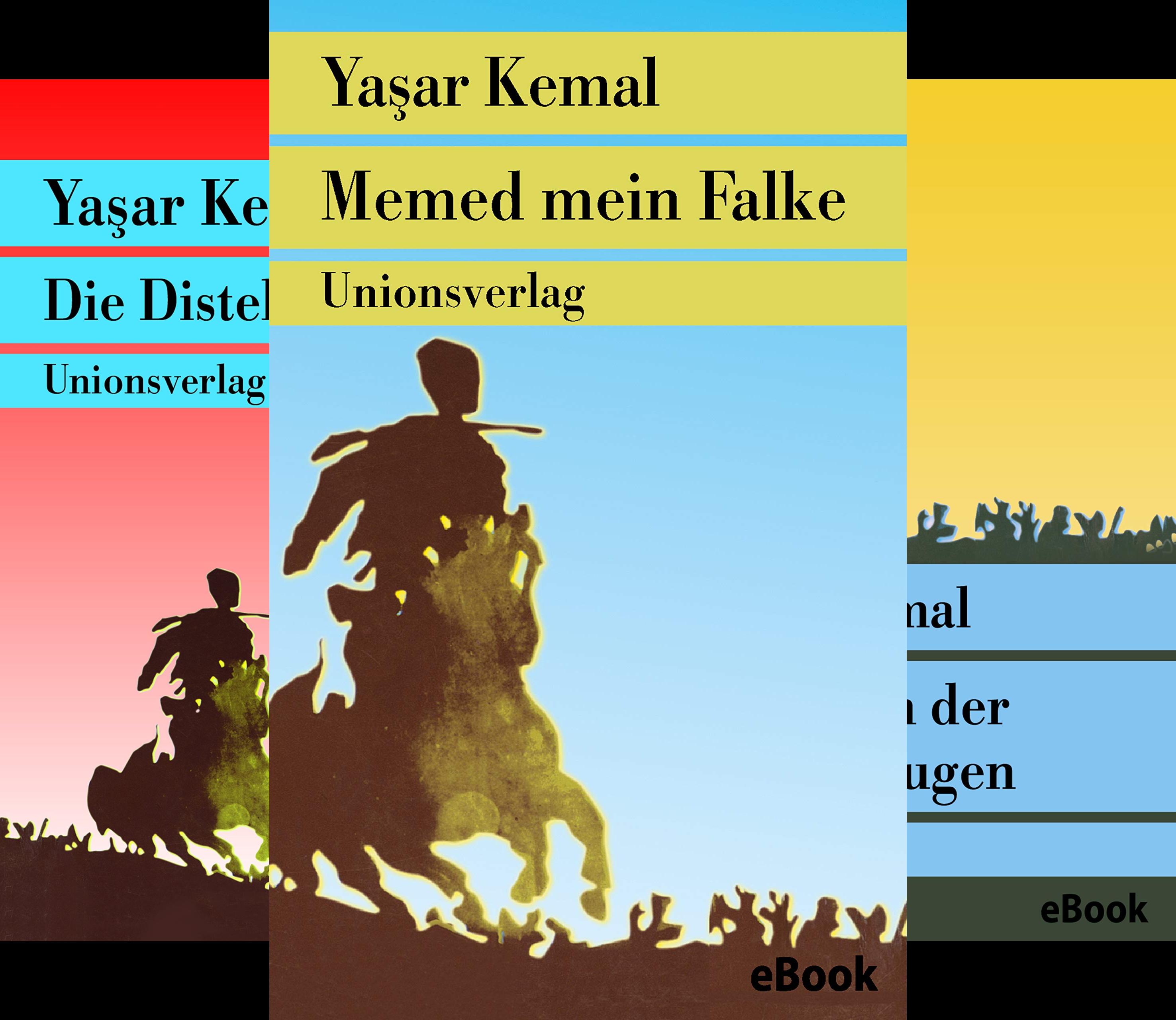 Memed-Romane (Reihe in 4 Bänden)