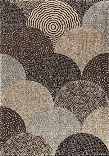 Orian Rugs Wild Weave Oystershell Seal Area Rug