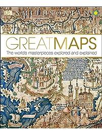 Amazon Com Atlases Amp Maps Books Travel Maps Atlases