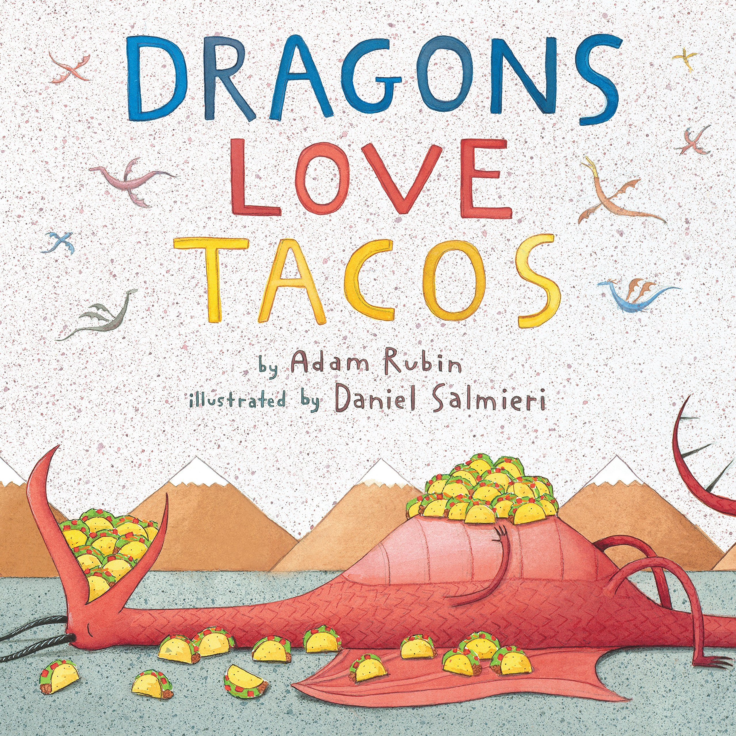 Dragons Love Tacos Adam Rubin product image