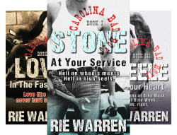 Carolina Bad Boys (7 Book Series) by  Rie Warren