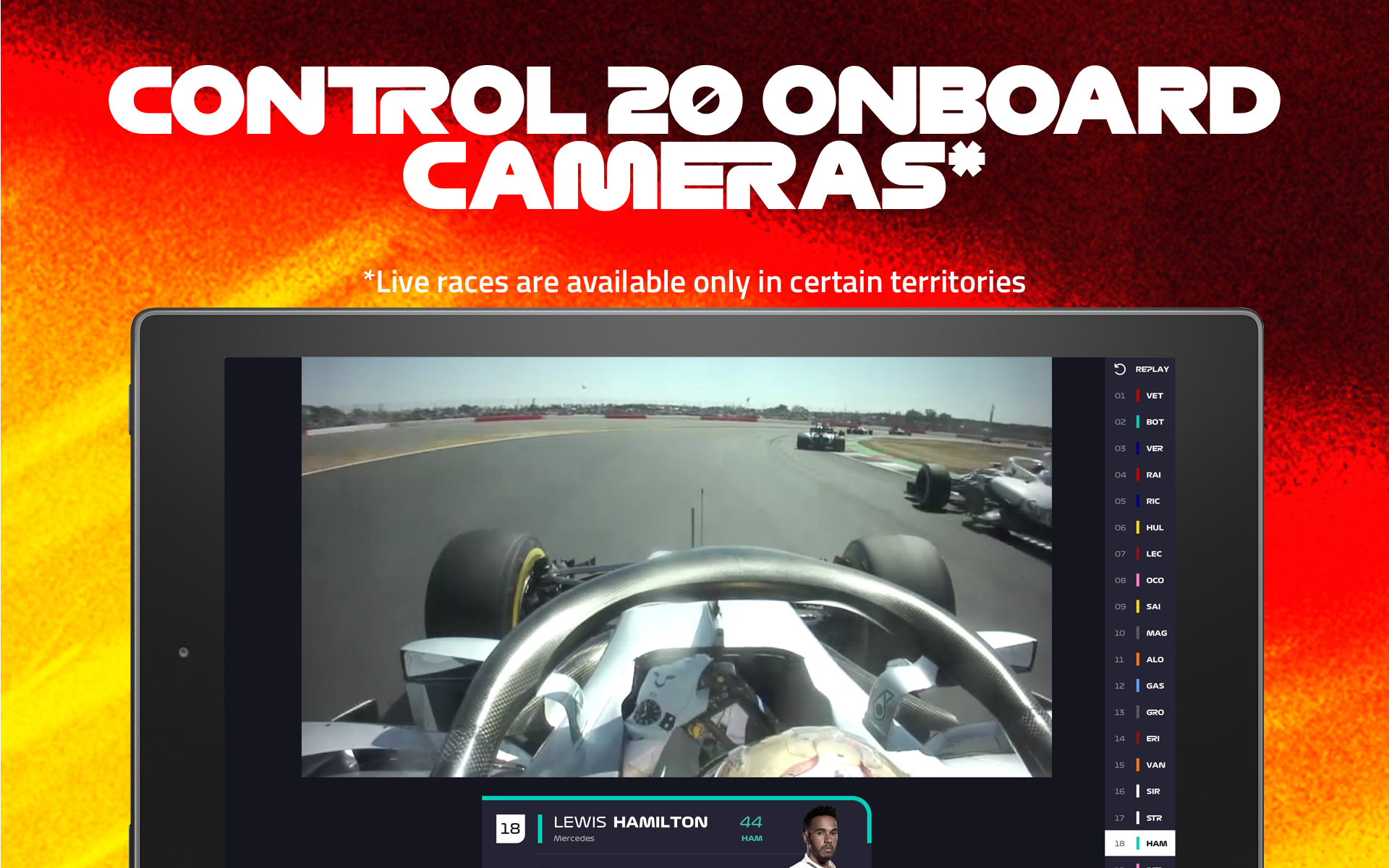 F1 TV: Amazon ca: Appstore for Android