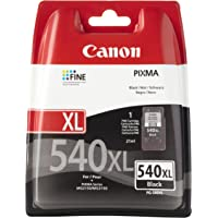 Canon - 5222B005AA - 540 XL Noir Cartouche d'encre d'origine Noir compatibilité Canon Pixma MG2150/3150